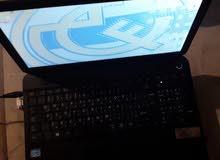 لابتوب توشيبا c50 _A230  مواصفات الجهاز موجوده فالصور الهاردسك 500GB