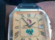 ساعة سويسرية ماركة زودياك الدق الاول