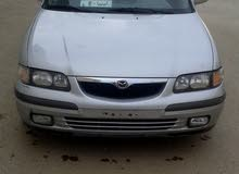 Used condition Mazda 626 2002 with +200,000 km mileage
