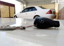 Mercedes Benz C 180 car for sale 2004 in Muscat city