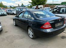 Used condition Mercedes Benz C 200 2003 with 190,000 - 199,999 km mileage