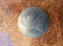 عملة معدنيه بتاريخ 1780م