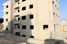 Jubaiha neighborhood Amman city - 128 sqm apartment for sale