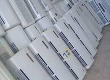 بيع جميع المكيفات انواع المكيفات الاسبلت والشباك مع التراكيب 0539287692