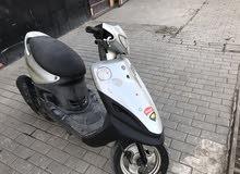 Yamaha motorbike made in 2019