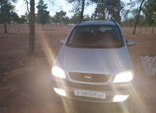 Opel Zafira Used in Benghazi