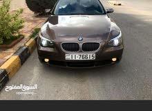 BMW 525i  للبيع بالأقساط