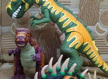 العاب الديناصورات امريكي