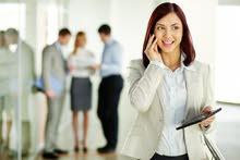 مطلوب موظفة للعمل في شركة لحلول الاعمال (coordinator)