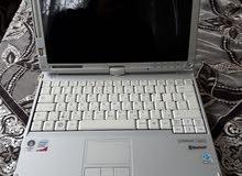 لابتوب وتابلت مع قلم تتش Fujitsu LifeBook T4220 مستعمل