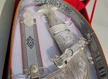 خنجر عمانيه بسعر مغري 180