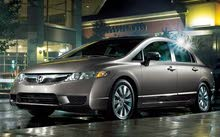 Honda Civic 2010 For sale - Brown color