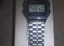 ساعة يد رقمية لهواة الكاسيو أصلية