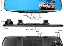 مراية سيارة للرؤية الامامية والخلفية (عرض تصفية)