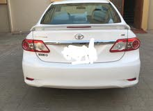 Used condition Toyota Corolla 2013 with 20,000 - 29,999 km mileage