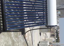 سخانات شمسية أردنية