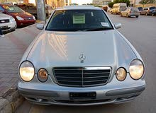 Mercedes Benz E 280 made in 2002 for sale