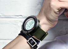 Army Green Fitness Imported Watch
