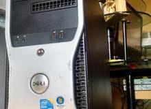 Dell Precision T3500 XEON X5650 كاش12ميجا// 6 كور //فيجا كودرو FX 4800