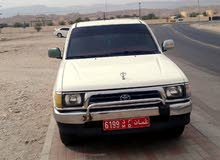 White Toyota Hilux 2001 for sale