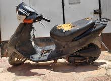 دراجة سازوكي خفاش نضيفة