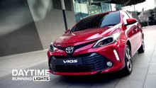 2018AutomaticYaris is available for rent