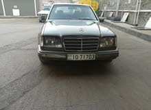 Automatic Grey Mercedes Benz 1986 for sale