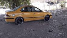 Iran Khodro Samand 2012 For sale - Orange color
