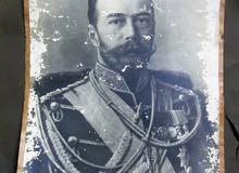 صوره قدیمه تعود الی ﴿ نیکولاس الثانی ﴾ امبراطور روسیا