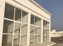 مبنى سكني تجاري طابق اساس 6 طابق