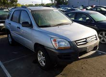 Gasoline Fuel/Power   Kia Sportage 2008