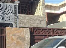 حي القضاة خلف التجاري قرب نفق الشرطة  بيت مسلح  هيكل مساحة 123m²
