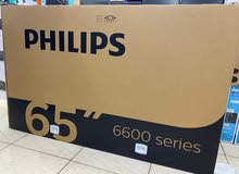 "Philips 65""smart 4k uhd ultra hd led tv brand new for sell"