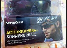 نظارات مع كاميرا مدمجة