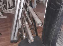 اجهزة رياضية تكنو جم بيع كامل او قطع