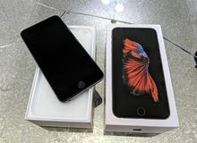 Apple Iphone 6S PLUS 128GB SPACE GRAY BOX and all Accessesries