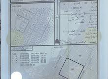 أرض سكنيه فالدقم مخطط55 الأرض فاضيه للاجار الشهري أو السنوي أو للبيع بسعر 45000