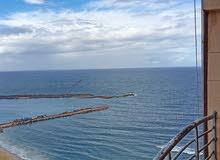 شقه للايجار المفروش بانوراما للبحر