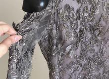 فستان مشكوك و بتصميم راقي ومميز