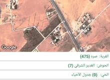 4200 متر مفروز المفرق الغدير الشرقي