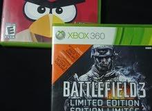 لعبة Angry birds _ battlefield 3