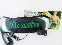 مشد حزام التخسيس Vibroaction كهرباء تكسير دهون تنحيف البطن الارداف الجسم
