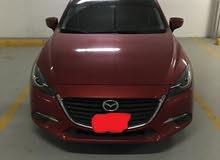 Mazda 3 , 2017 GCC