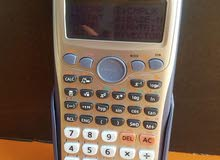 Casio Calculator FX 991es Plus - Silver  الالة الحاسبة Casio Calculator FX 991es