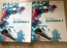 reveal algebra volume one and two