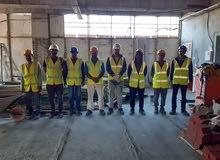 شاب بحريني ابحث عن وظيفة مسؤول صحة وسلامة مهنية (Safety Officer )