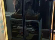 ثلاجة ناشونال الكتريك بابين سوكاريت 527 لتر بسعر مميز جدا