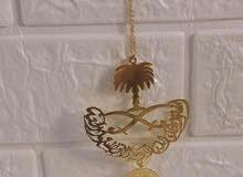 تعليقة سياره استودعتك الله مطليه ب الذهب و الفضه للطلب واتس 0577308810