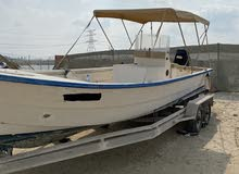 27 ft fishing boat for sale