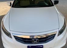 Honda Accord Coupe 2012 - هوندا اكورد كوبيه